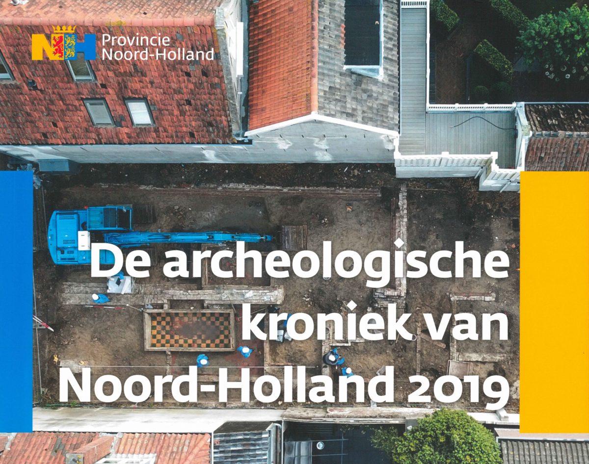 Archeologische kroniek Noord-Holland