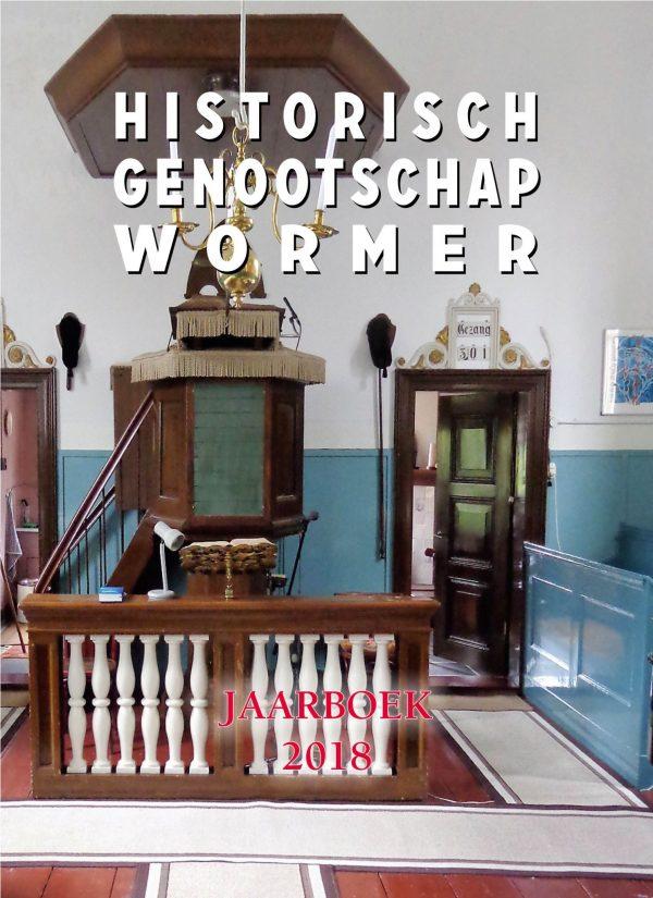 Jaarboek 2018 Historisch Genootschap Wormer