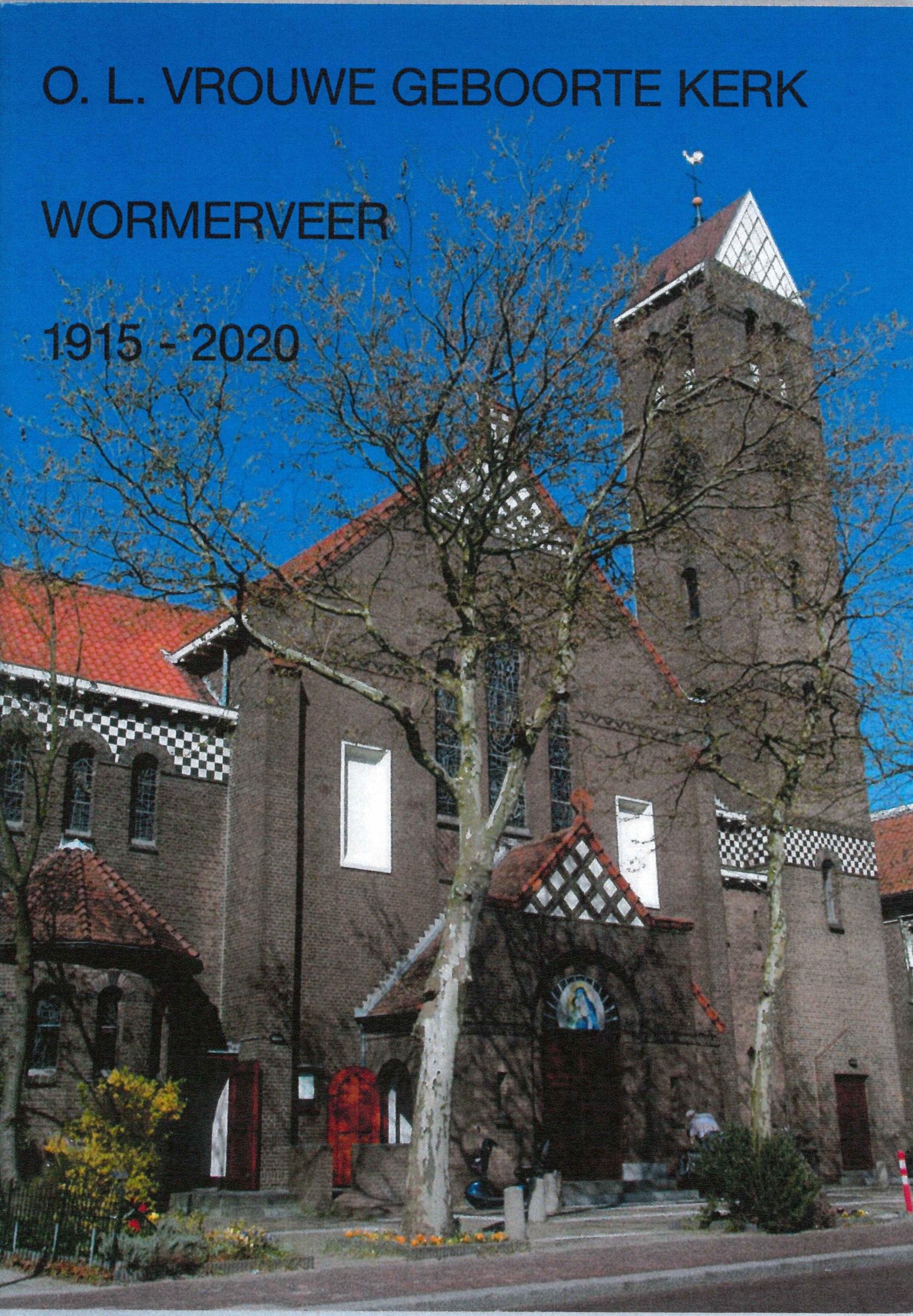 O.L.V. Geboortekerk Wormerveer