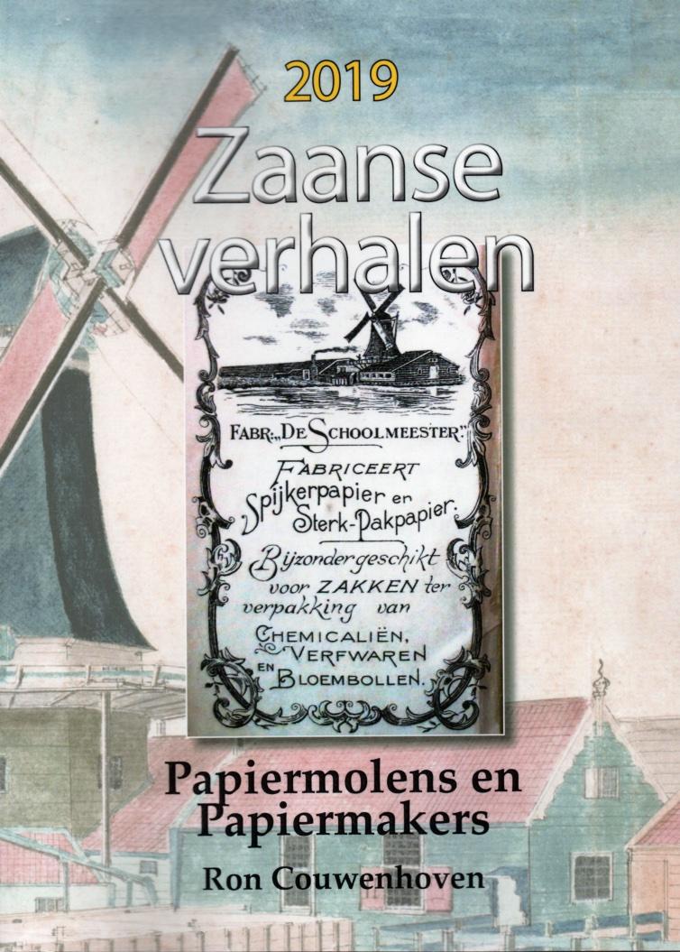 aanse Verhalen 2019 - Papiermolens en Papiermakers
