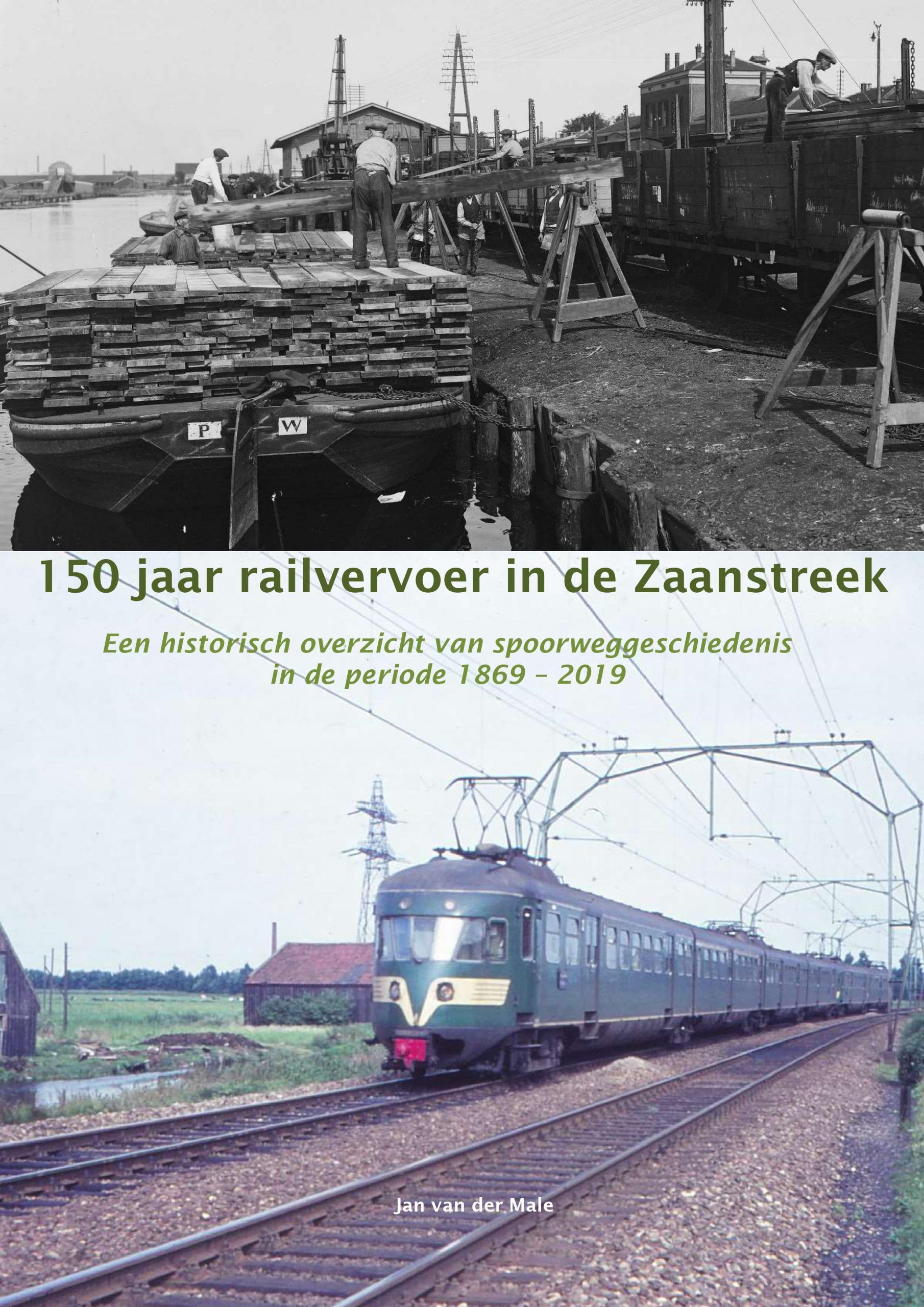 150 jaar railvervoer Zaanstreek