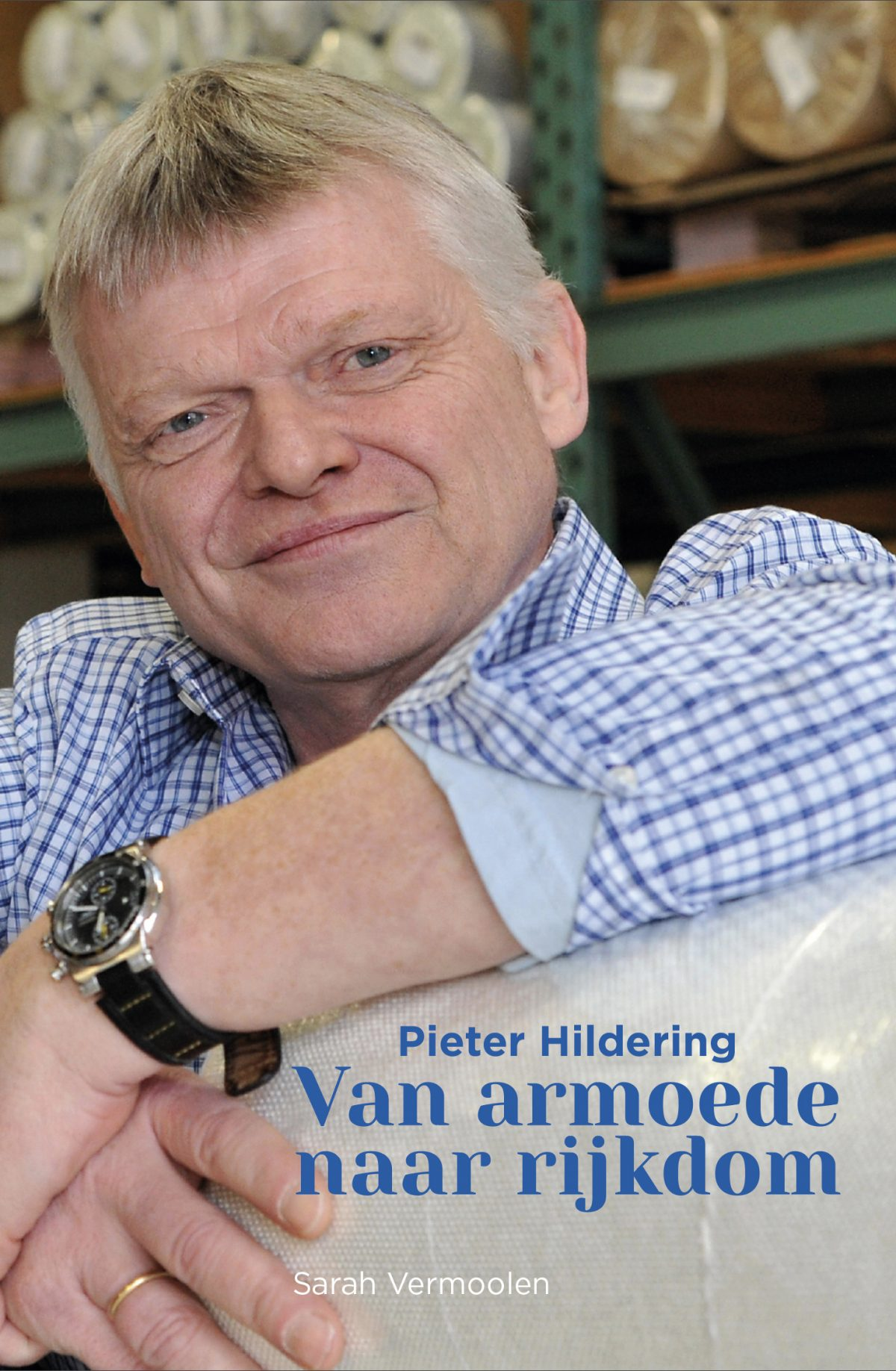 Pieter Hildering.